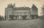 Le Cháteau, Façade nord