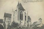 Abside et transept de l'église