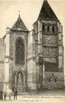 L'Eglise. Capaumont