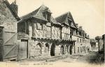 Maisons du XVI siécle