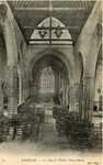 La Nef de l'Eglise Notre-Dame