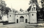 Château du Lude - Porte d'Entrée