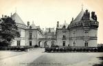 Château du Lude - L'Entrée et la Façade ouest