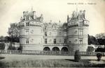 Château du Lude - Façade sud