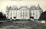 Château du Lude - Façade est