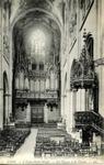 L'Église Saint-Nizier - Les Orgues et la Chaire