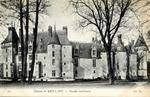 Château de Meillant - Façades extérieures