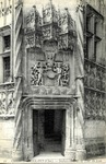 Château de Meillant - Soubassement de la Tour du Lion