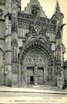 Portail de l'Eglise Saint-Sépulcre