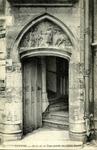 Porte de laTour gauche du Palais Ducal