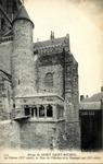 Abbaye du Mont Saint-Michel - La Citerne