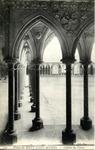Abbaye du Mont Saint-Michel - Galerie du Cloitre