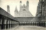 Abbaye du Mont Saint-Michel - Le Cloitre