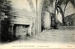 Abbaye du Mont Saint-Michel - La Salle des Gardes