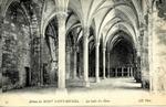 Abbaye du Mont Saint-Michel - La Salle des Hôtes