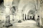 Abbaye du Mont Saint-Michel - L'Aumonerie