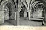 Abbaye du Mont Saint-Michel - Le Promenoir