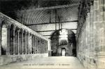 Abbaye du Mont Saint-Michel - Le Réfectoire