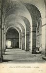 Abbaye du Mont Saint-Michel - Le Cellier