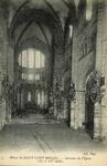 Abbaye du Mont Saint-Michel - Intérieur de l'Église