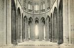 Abbaye du Mont Saint-Michel - La Basilique