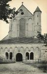 L'Abbaye, Facade