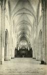 L'Abbaye, la grande Nef