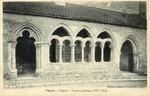 L'Église -- Porche gothique