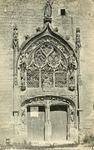 Saint-André, l'Église Portail sud