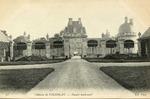 Château de Valençay - Façade nord-ouest