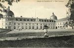Château de Valençay - Cour intérieure