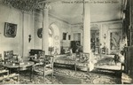 Château de Valençay - Le Grand Salon Empire