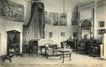 Château de Valençay - Chambre a coucher du Roi d'Espagne