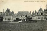 Chateau de Villes Avin - Facade Nord