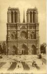 La Façade de Notre-Dame