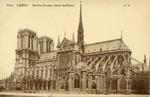 Notre-Dame, face latérale