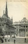 Palais de Justice et Sainte-Chapelle