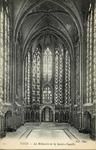 La Reliquaire de la Sainte-Chappelle
