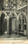 Intéreur de la Sainte-Chapelle