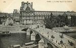 Le Pont Royal et les Tuileries