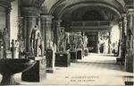 Musee du Louvre - Salle des Caryatides