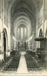 Interieur de Saint-Germain l'Auxerrois