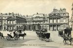 L'ancien Palais Royal, siege du Conseil d'Etat