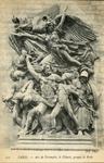 Arc de Triomphe, le Depart