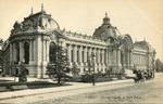 Champs-Elysees, le Petit Palais