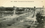 Panorama du Pont Alexandre III