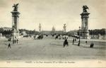 Le Pont Alexandre III et l'Hotel des Invalides