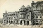 L'Opera, Facade laterale