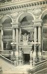 Opera Grand Escalier Porte Moumentale des Baignoures