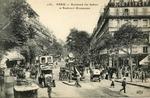 Boulevard des Italiens et Boulevard Montmartre